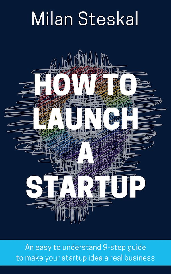 How To Launch A Startup book cover